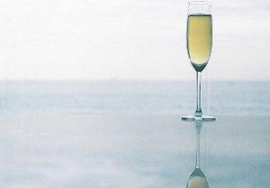 ワイン会 シャンパン