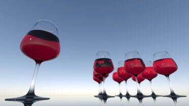 ワイン会でテイスティング⑥
