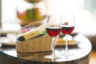 ワイン会でテイスティング⑧